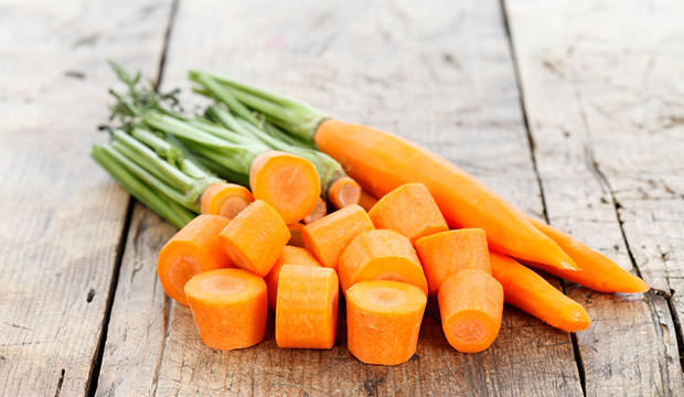 chopped carrots - photo #13
