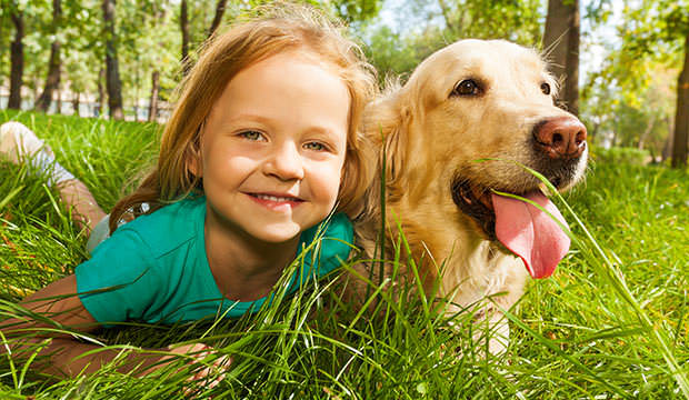 bigstock-Little-blond-girl-with-her-ret-71180845